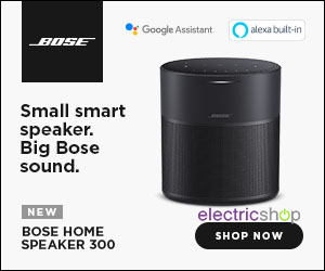 Bose Home Speaker 300 with Google Assistant & Amazon Alexa in electricshop.com