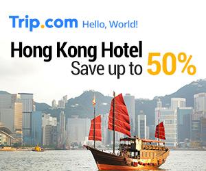 Trip.com HongKong Hotel 50% OFF