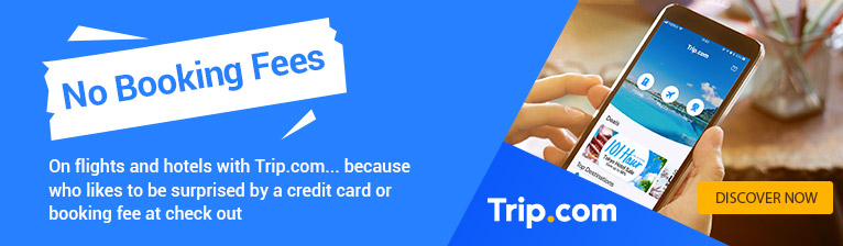 Trip com Hotel and Flight discounts global.