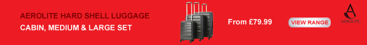 Best Travel Luggage & Cabin Bags