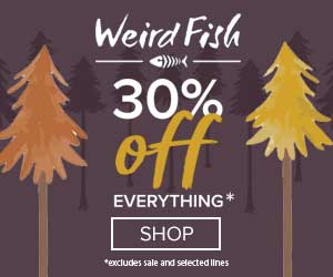 Weird Fish Sale