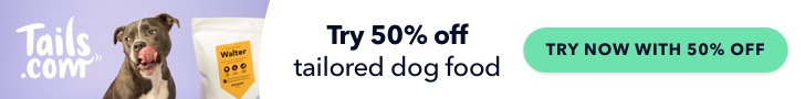 Tails.com - Try 50% OFF Tailored Dog Food