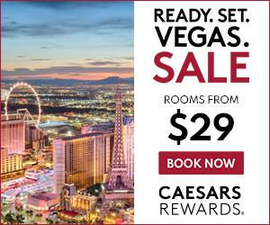 Vegas Sale - Vegas Rooms from $29