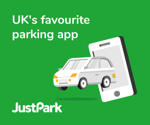 JustPark - find a parking space and just park