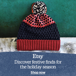 Etsy Discover festive finds for the holiday season