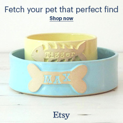 Find Pet Gifts on Etsy