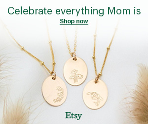 Etsy Made for Mom