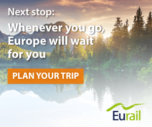 Buy your Eurail pass here