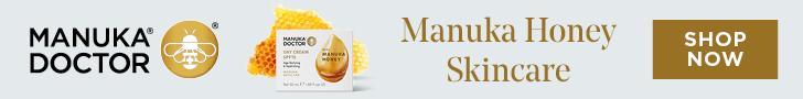 Manuka Doctor skincare and haircare