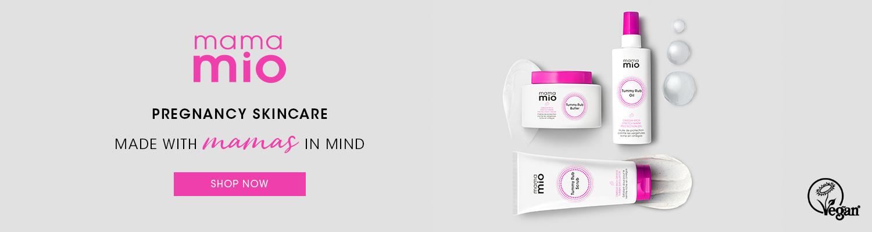 Mama Rebrand Mio Skincare UK