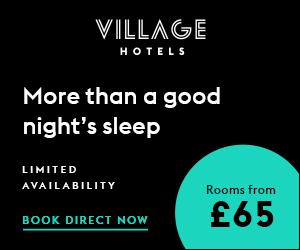 Village Hotel Cosham, Portsmouth