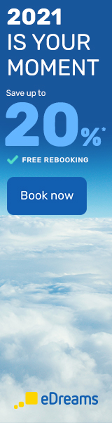Book cheap flights in minutes with eDreams!