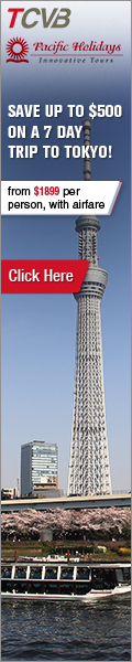 Tokyo vacation deals at Pacific Holidays