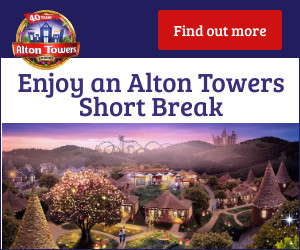 Click here to book a short break at Alton Towers theme park and resort hotel