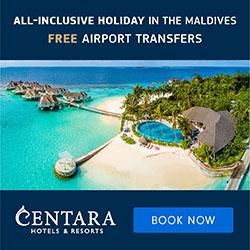 Centara Hotels & Resorts in Maldives
