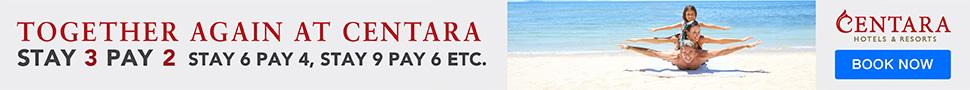 Centara Grand Island Resort And Spa Maldives Review 1
