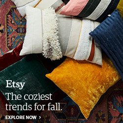 Explore Etsy's Cozy Trends for Fall, Shop Now