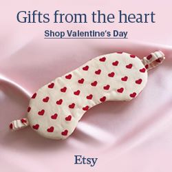 Special gifts for your Valentine!