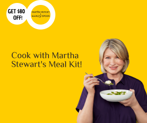 Martha Stewart and Marley Spoon from awin.com