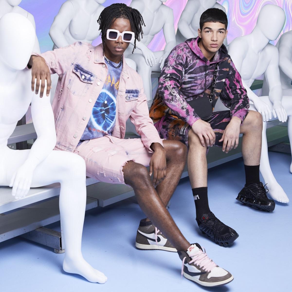 latest menswear brands