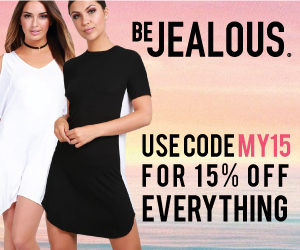 Be Jealous - Plus Size Clothing