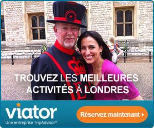 activités touristiques Londres Pass