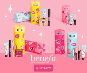 Benefit Cosmetics Voucher Code