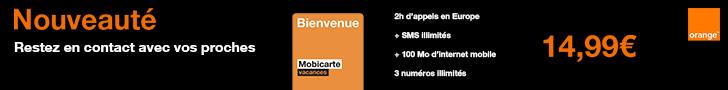 Orange lance une offre mobile prépayée pour les plus jeunes
