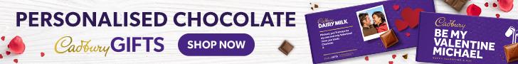 CADBURYS CHOCOLATE GIFTS