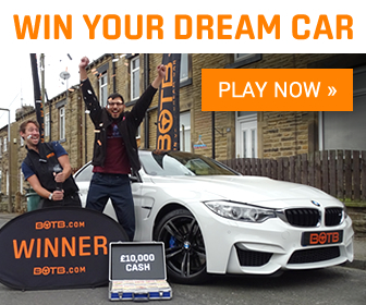 Win a Car with BOTB.com