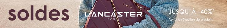 code promo lancaster