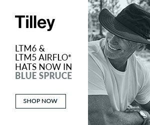 Spruce up your wardrobe with our most popular hats! Now available in Blue Spruce.