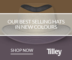 Our Best Selling Hats in NEW Colours, Shop Tilley Now