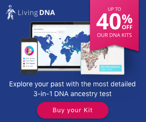DNA-Test von Living DNA | Foto: Living DNA *
