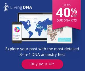 DNA-Test von Living DNA | Foto: Living DNA *
