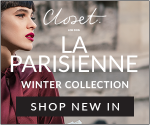 Closet London is a womenswear fashion brand, designed and manufactured in London