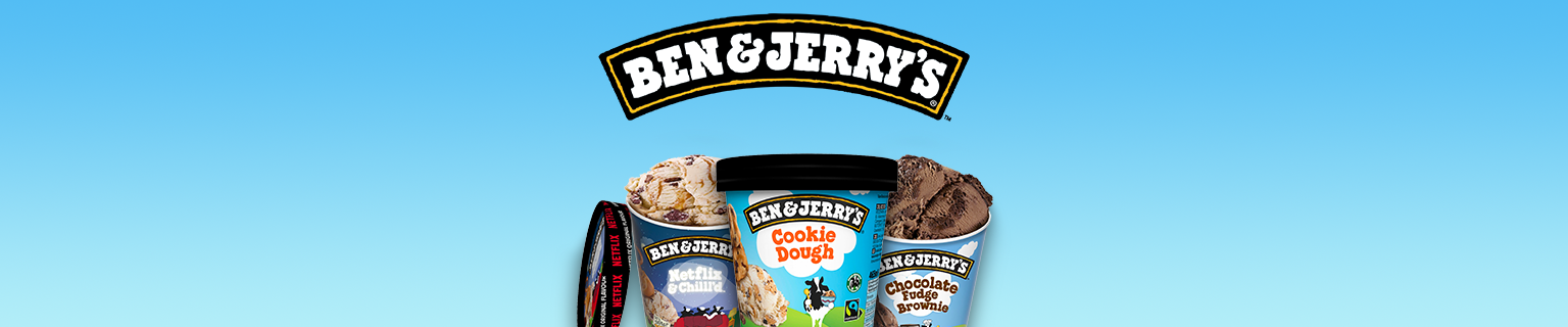 Iceland ben and jerrys