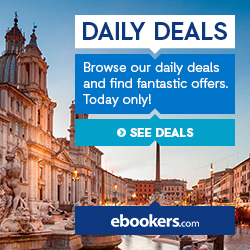 Book flights at eBookers