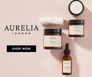 Aurelia Skincare  In 2016 Little Aurelia was launched to high acclaim, winning ten awards in its first year, and comprising of enchanting, BioOrganic luxury skincare for little ones, designed to calm and settle at bath time and before bed.