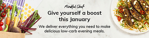 Mindful Chef - get a tenner off your next order.