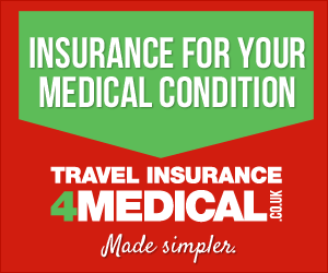 Travel Insurance 4 Medical Condition