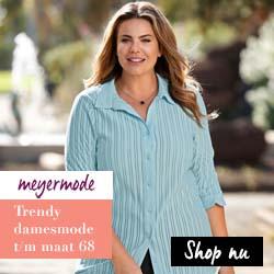 Trendy damesmode t/m maat 68 bij Meijermode Shop NU