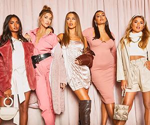 een van de grootste Britse online modewinkel Boohoo