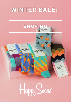 Happy Socks wintersale