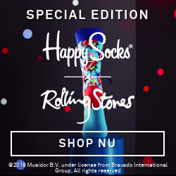 Happy Socks special edition Rolling Stones