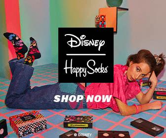 Disney x Happy Socks special edition