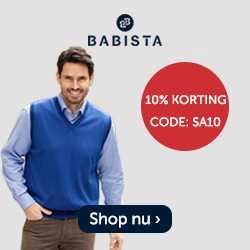 10% korting Babista kleding