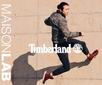 Timberland aan kortingen tot -50% bij Maison-Lab