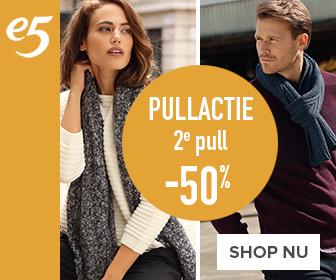 E5 Action Pull 2e pull 50% korting