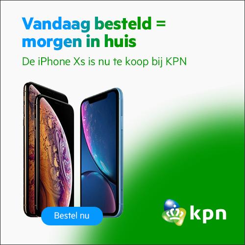KPN Apple iPhone XS
